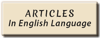 ARTICLES In English Language